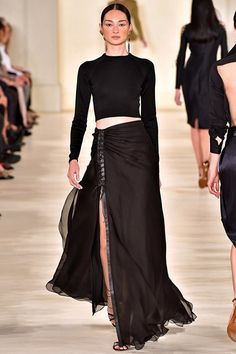 Ralph Lauren SPRING/SUMMER 2015 READY-TO-WEAR
