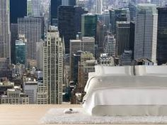 new york skyline bedding & nyc themed bedroom ideas | marissa's