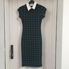 eb98e684fe7 Check Bodycon Newlook Dress New Look