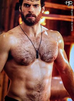 Henry Cavill..again...some more ;)