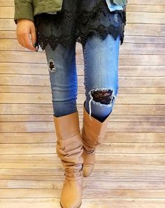 Black Flowy Lace Shirt Extenders Camisole Dress Extenders Slip