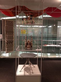 "BRIGHT LYONS & HERMAN MILLER Present Alexander Girard ""An Uncommon Vision"" opening today at NeoCon Chicago 2012."