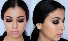 Arabic Inspired Makeup - MUA: VIVIAN TANG