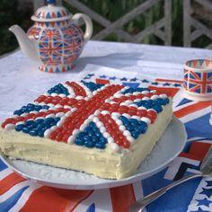 Jubilee Jelly Bean Cake