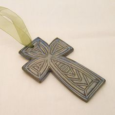 pottery crosses - Google Search |Pinned from PinTo for iPad|
