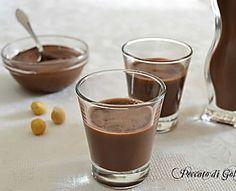 Liquore alla Nutella o Nutellino fatto in casa