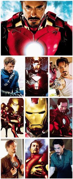 Iron Man Mostly MCU. You don't hear me complaining. #mcu #ironman #robertdowneyjr