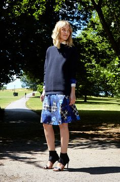 marie hindkaer andersen of blame it on fashion