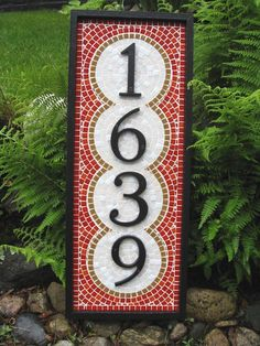 These house number projects will make your home stand out from the crowd.