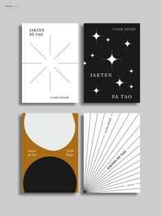 Johanne Lian Olsen (London) Book cover design and sketches for Jakten på Tao (Hunting Tao), a book about Taoism by Ulrik Hegers h/t Mirella Marie