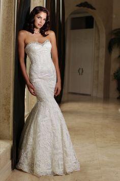 Style 50164 by DaVinci Bridal