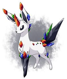 So Weird but cool. We Love Pokemon. Our favorite is Eevee but we like it! Pokemon Rare, Gif Pokemon, Pokemon Fusion Art, Pokemon Comics, Pokemon Fan Art, Cool Pokemon, Evoluções Eevee, Eevee Evolutions, Pet Anime