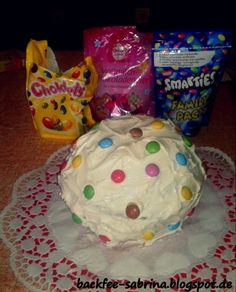 Piñata - Kuchen