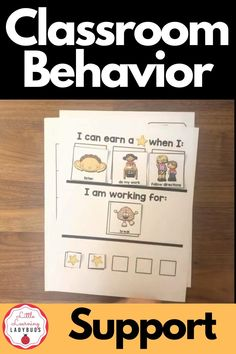 Behavior supports and interventions for green yellow, and red zone students. This editable PBIS Toolkit provides materials and resources for implementing teacher-tested supports in your classroom. Calming corner visuals, sticker charts, punch cards, token boards, and point sheets. #classroommanagement #behaviorsupports #pbis Calm Classroom, Classroom Behavior, Classroom Rules, Classroom Ideas, Pbis School, School Counselor, Behavior Management, Classroom Management, What Is Pbis