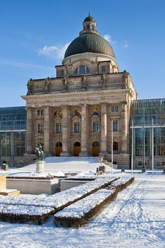 ✯ The Bavarian State Chancellery -  Munich, Germany