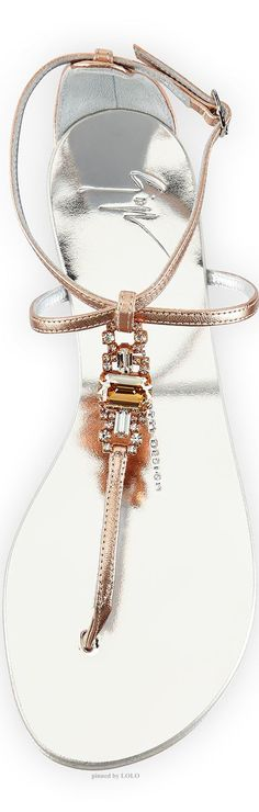Art Deco Crystal Thong Sandal Rose – Nicole Camp Art Deco Crystal Thong Sandal Rose Fancy sandals~Visit www.lanyardelegan… for beautiful Beaded Eyeglass Holders and Fancy Lanyards for women. Giuseppe Zanotti, Style Grunge, Soft Grunge, Cute Sandals, Shoes Sandals, Flat Sandals, Stilettos, Pumps, Vans Authentic