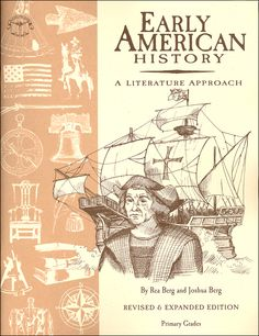 Early American History Primary Study Guide revised -- link to BF >> http://bfbooks.com/Early-American-History-Primary-Jumbo-Pack#