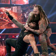 Roman Reigns vs. Bray Wyatt: Fotos