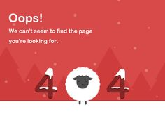 Oops! We can't seem to find the page you're looking for.