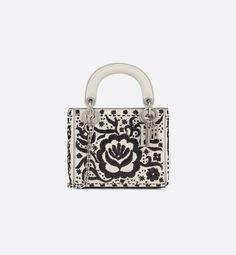 7c8608838b mini sac lady dior brodé | Dior Maroquinerie, Sacs, Lady Dior, Sac Brodé