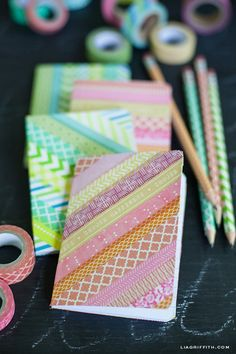 50 DIY Ideas for Washi Tape