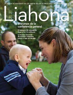 LIAHONA NOVIEMBRE 2013 PDF- Edición Española