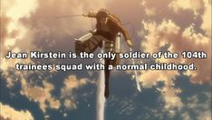 Shingeki no Kyojin facts. Anime Facts>>>Hell right I do. That's why the best