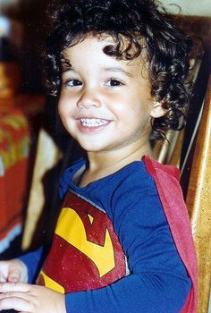 Every small boy loves to be a superhero. Cute Baby Boy, Cute Little Baby, Little Boys, Cute Babies, Little Boy Haircuts, Girl Haircuts, Boy Hairstyles, Cute Toddlers, Cute Kids