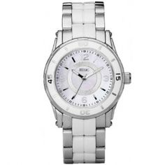 White Relic Watch for Women #relic #watches