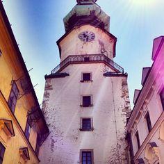 Michalská brána v Bratislavě
