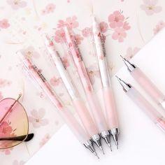 Stationery Pens, School Stationery, Kawaii Stationery, Cute School Stationary, Cool School Supplies, Too Cool For School, School Stuff, Cute Pink, Kids Gifts
