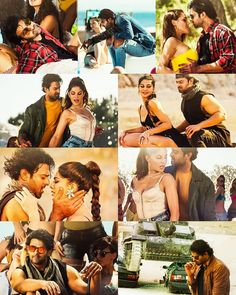 And the Bad Boy is here ! Prabhas Actor, Prabhas Pics, Film Images, Jacqueline Fernandez, Kundalini Yoga, Shraddha Kapoor, Most Beautiful Indian Actress, Anime Scenery, Movie Quotes