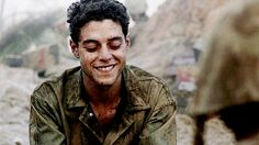 "Pin for Later: 14 Places You've Seen Mr. Robot's Rami Malek Before The Pacific, 2010 People started to take notice when he played PFC Merriell ""Snafu"" Shelton in HBO's WWII miniseries The Pacific."