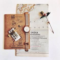 P R O D U C T S // Traveling; the only thing you can spend money on that will make you richer! ✈️ Brass money- and paperclip online available at www.a-la.nl | €12,50  #Àla #alacollection #wanderlust #oldmap #India #Burma #travelfever #letsgo #rosefield #bestpresent Thanks a ton dear @foodbynoes
