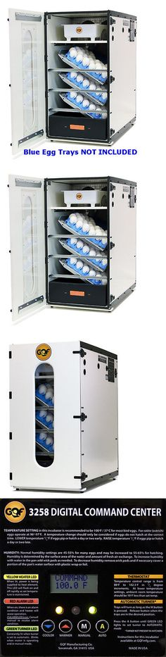 Incubators 46292: Gqf 1502 Cabinet Incubator/Hatcher For Chicken Quail Duck Geese Hatching Eggs BUY IT NOW ONLY: $754.0