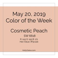 Your Color of the Week and forecast for the week of May 20, 2019. This is a week to focus on your Heart area and the engagements in your life.