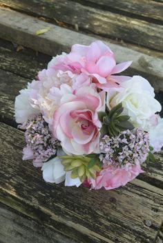 Bridal Bouquet Glory Pink