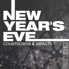NYE 2013 Countdowns and Impacts from Sounds To Sample on Beatport