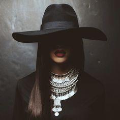 Sombrero / negro