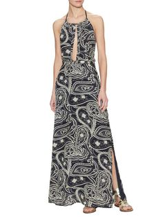Cut-Out Maxi Dress by Marabelle at Gilt