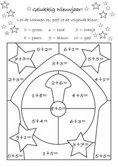 Clock maths facts colouring page Worksheets For Kids, Math Worksheets, Math Activities, Math Pages, Color By Numbers, First Grade Math, Math For Kids, Addition And Subtraction, Elementary Math