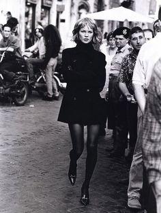 - Kate Moss   - repinned from www.allisonjonesdesign.com   - a FAB blog!!!!