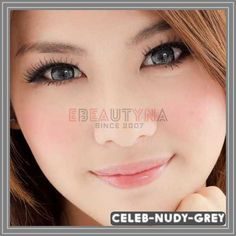 celeb-nudy-grey Grey Contacts, Colored Contacts, Circle Lenses, Celebs, Tinted Contact Lenses, Circle Glasses, Celebrities, Color Lenses, Colored Eye Contacts