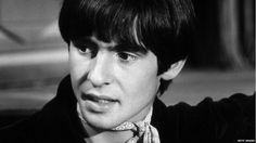Manchester-born Davy Jones, the only English member of the Monkees. September 1968