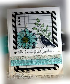 Choose Happiness, Me, My Stamps and I, Stampin' Up