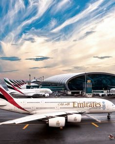 This week, Emirates Airline celebrated its birthday, and what a 32 years it has been. From its three leased aircraft fleet in 1985 to the youngest and most advanced fleet of Emirates is the blue-eyed boy of the aviation sector. Emirates Flights, Emirates Cabin Crew, Emirates Airline, Airbus A380, A380 Aircraft, Passenger Aircraft, Boeing 777, Air Travel, Travel Tips