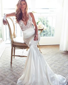 Lounging in our #Glacer #Gown on Saturdays