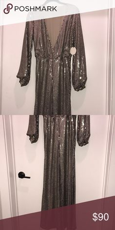 Sparkly jumpsuit Perfect for NYE or any occasion that can handle a little sparkle. Tularosa Other
