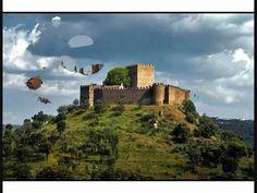 De norte a sul, Portugal está pejado de Castelos e Fortalezas que contribuiram para a formação da identidade Lusa.