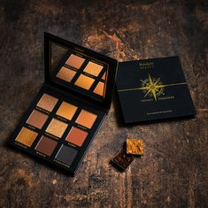 Secret Treasure - Eyeshadow Palette – KASH Beauty
